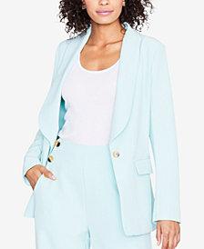RACHEL Rachel Roy One-Button Blazer, Created for Macy's
