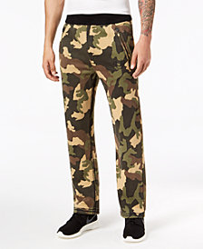 True Religion Men's Camo Sweatpants