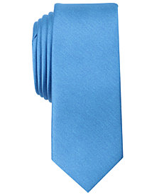 Original Penguin Men's Larsson Solid Skinny Tie