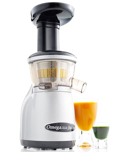 Omega VRT350HD Juicer, Vertical Masticating