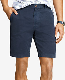 "Brooks Brother Red Fleece Men's 9"" Shorts"