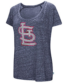 G-III Sports Women's St. Louis Cardinals Outfielder T-Shirt