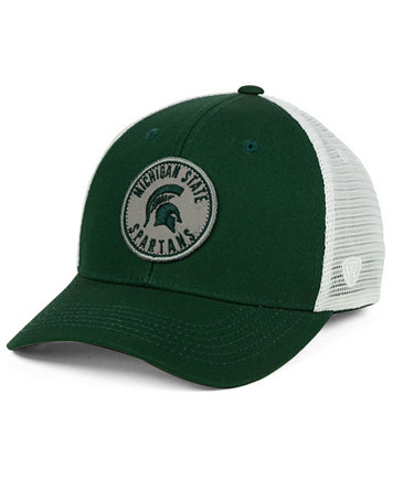 promo code 2d53d 4e47d Image 1 of Top of the World Michigan State Spartans Coin Trucker Cap