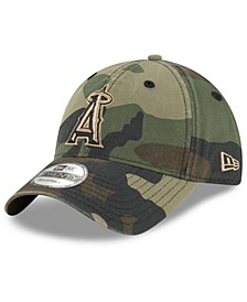 Los Angeles Angels Camo Core Classic 9TWENTY Cap