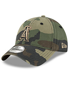 New Era Los Angeles Angels Camo Core Classic 9TWENTY Cap