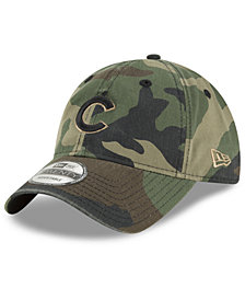 New Era Chicago Cubs Camo Core Classic 9TWENTY Cap