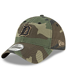 New Era Detroit Tigers Camo Core Classic 9TWENTY Cap