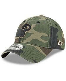 Philadelphia Phillies Camo Core Classic 9TWENTY Cap