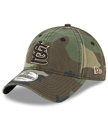 New Era St. Louis Cardinals Camo Core Classic 9TWENTY Cap