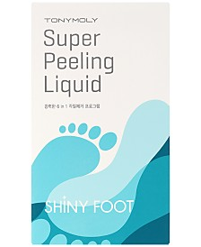 TONYMOLY Shiny Foot Super Peeling Liquid, 0.85 fl. oz.