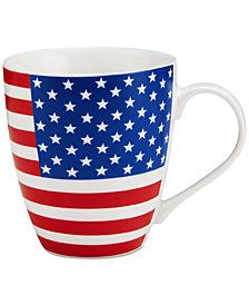Pfaltzgraff Proud Flag Mug