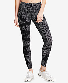 DKNY Sport Printed Leggings