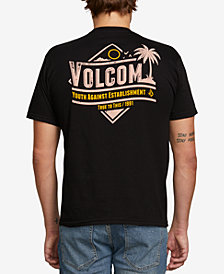 Volcom Men's Hothead Graphic T-Shirt