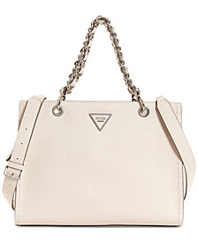 GUESS Sawyer Satchel