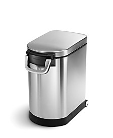 simplehuman Pet Food Container, Medium