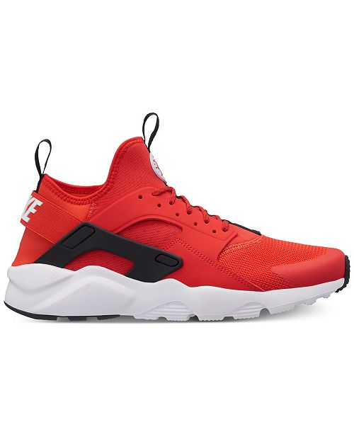 5c16988e95a Nike Men s Air Huarache Run Ultra Casual Sneakers from Finish Line ...