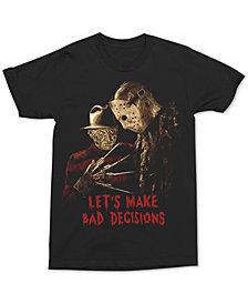 Changes Men's Horror Movie Graphic-Print T-Shirt