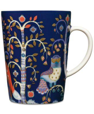 Taika Blue Mug