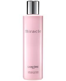 Lancôme Miracle Perfumed Body Lotion, 6.7 fl oz
