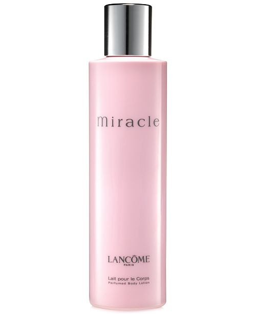 Lancome Miracle Perfumed Body Lotion, 6.7 fl oz