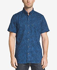 G.H. Bass & Co. Men's Salt Cover Printed Shirt