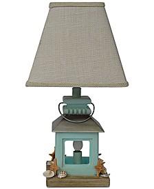 Coastal Lantern With Night Light
