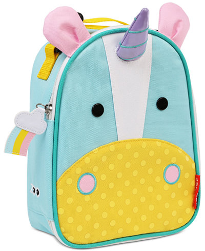 Skip Hop Zoo Lunchie Insulated Lunch Bag, Little Boys & Girls
