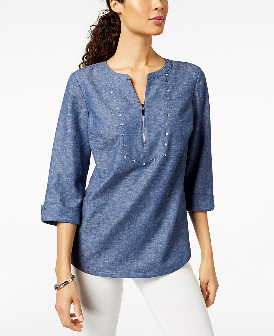 Linen Clothing For Women: Shop Linen Clothing For Women - Macy\'s