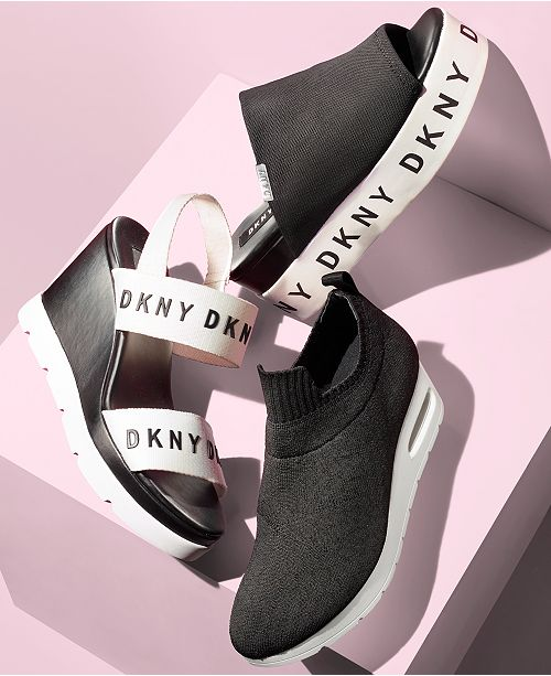 09c3a3538d5 DKNY Angie Slip-On Sneakers