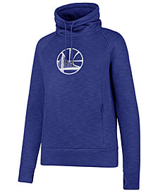 '47 Brand Women's Golden State Warriors Shade Funnel Sweatshirt