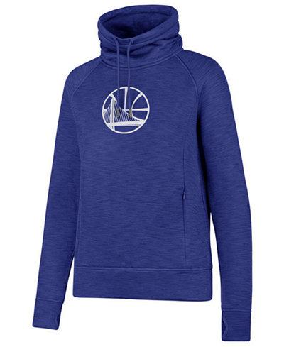47 Brand Women s Golden State Warriors Shade Funnel Sweatshirt ... 3ed663e21