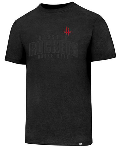 '47 Brand Men's Houston Rockets Triple Double Club T-Shirt