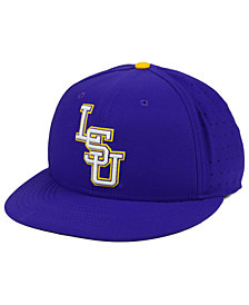 Nike LSU Tigers Aerobill True Fitted Baseball Cap