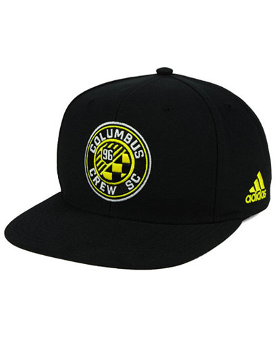 adidas Columbus Crew SC Poly Snapback Cap