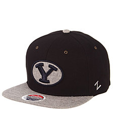Zephyr BYU Cougars The Boss Snapback Cap