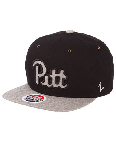 Zephyr Pittsburgh Panthers The Boss Snapback Cap