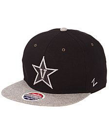 Zephyr Vanderbilt Commodores The Boss Snapback Cap