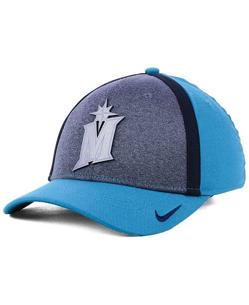 watch 4a09a 6e4d7 Nike Seattle Mariners Team Color Reflective Swooshflex Cap - Sports ...