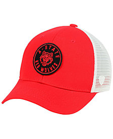 Top of the World Arkansas State Red Wolves Coin Trucker Cap