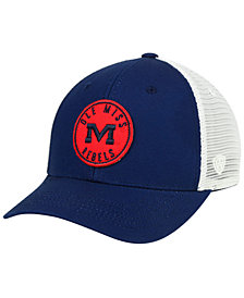Top of the World Ole Miss Rebels Coin Trucker Cap