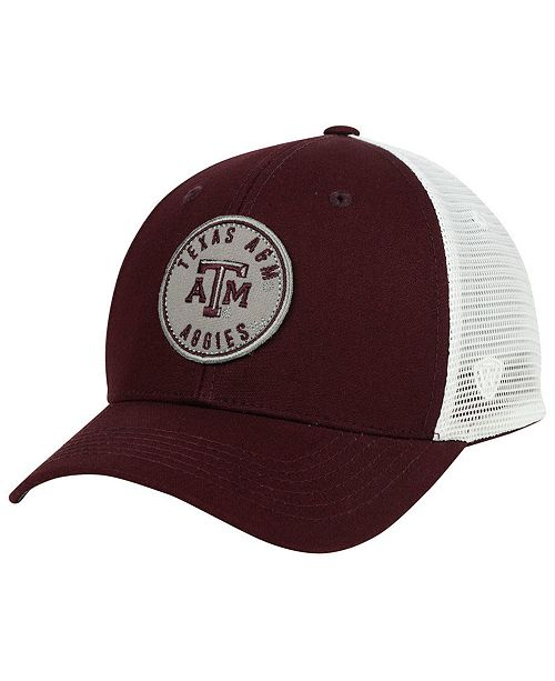 big sale ff2fc 58cce ... Trucker Cap  Top of the World Texas A M Aggies Coin Trucker ...