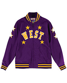 Mitchell & Ness Men's NBA All Star 1972 Warm Up Jacket
