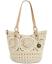 bebfd3272830 The Sak Silverwood Crochet Tote