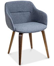 Campania Accent Chair, Quick Ship