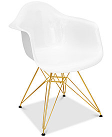 Neo Arm Chair, Quick Ship