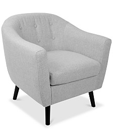 Rockwell Accent Chair, Quick Ship