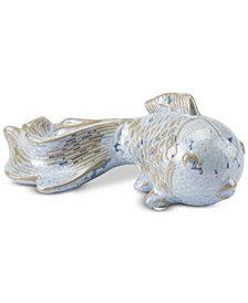 Zuo Goldfish Figurine