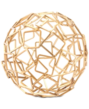 Zuo Squares Gold Orb...