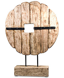 Home Essentials Large Circle Sculpture