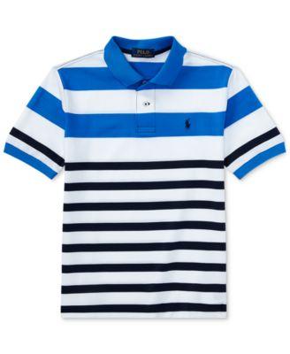 Polo Ralph Lauren Striped Polo, Big Boys